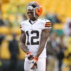 Cleveland Browns receiver Josh Gordon got a new back tattoo that is rather intriguing.
