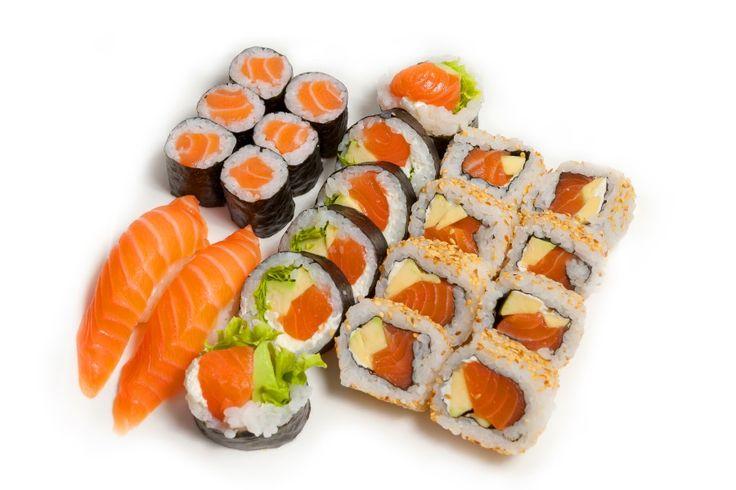 Nasze sushi - najlepsze w Warszawie - http://www.besuto.pl