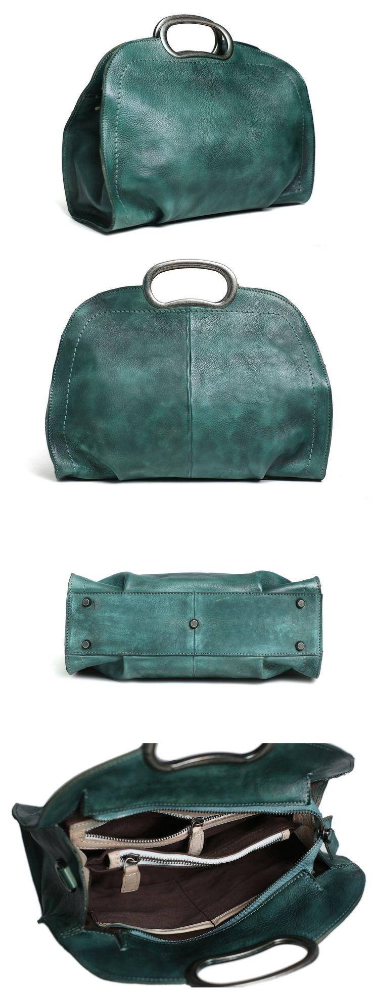 Leather Women Satchel Shoulder Bag Designer Handbag