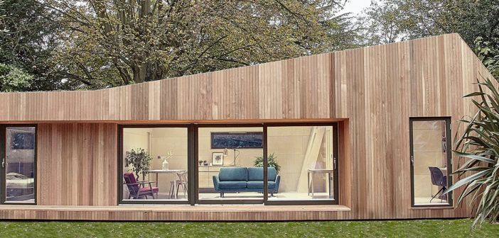 An Environmentally-Friendly Prefab House by Ecospace