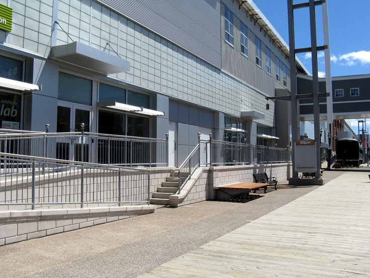 Shed 21 South.  Photo by Halifax Port Authority.