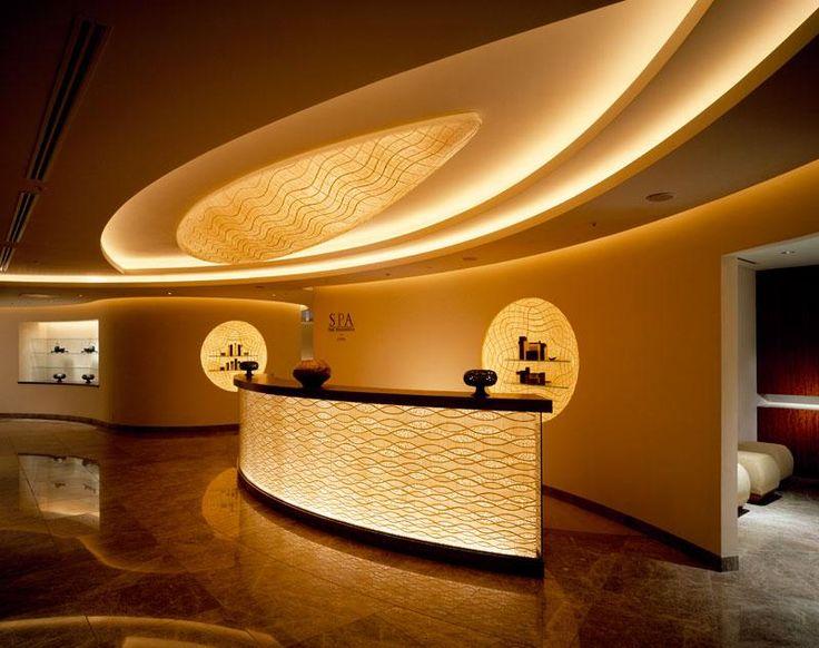 luxurious spa reception - Buscar con Google