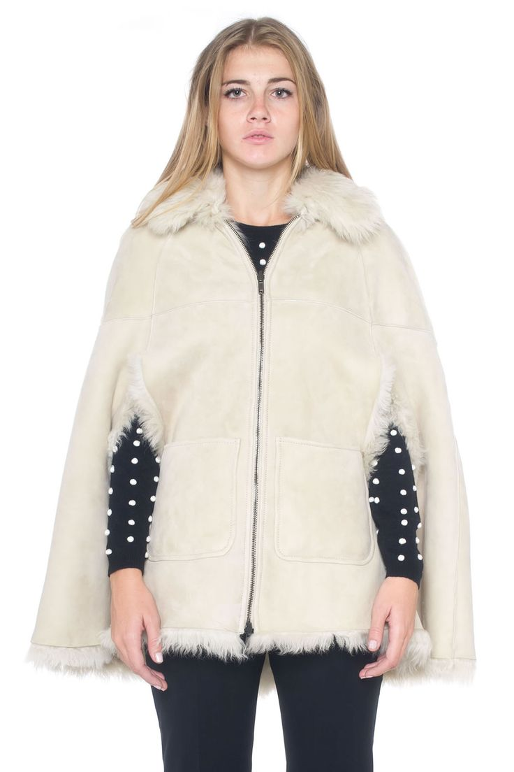 Shearling jacket - Euro 2150 | Red Valentino | Scaglione Shopping Online