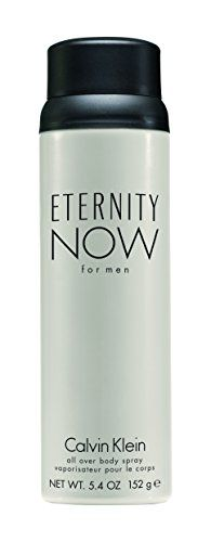 Calvin Klein Eternity Now for Men Deodorant Body Spray, 5.4 fl. oz.