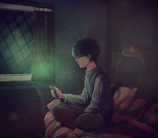 Harry Potte by Cristina Cid Illustration