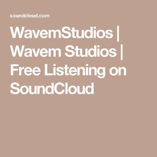 WavemStudios | Wavem Studios | Free Listening on SoundCloud