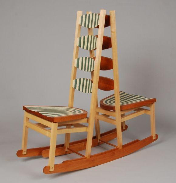 art furniture fun for kids rocking chairs wood art rockers wood ...