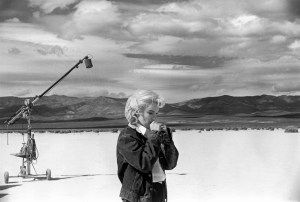 "Marilyn Monroe on set of ""The Seven Year Itch"" - Elliott Erwitt"