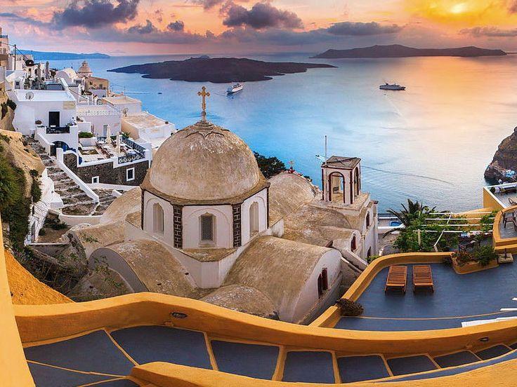 7 magical pictures of Santorini | Santorini Guide, Greece