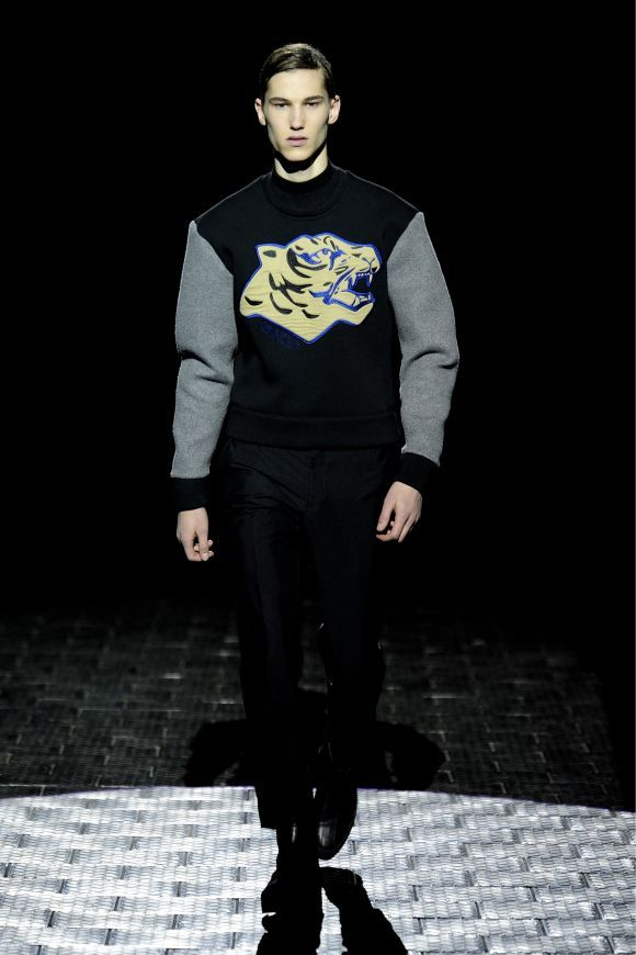Kenzo FALL/WINTER 2013 Collection - Kenzo Collections