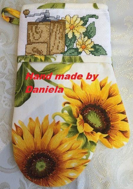 Guanto forno parure - Dall'album di Daniela 69