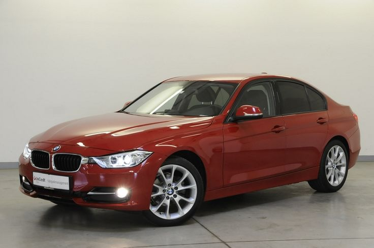BMW 318 d Limousine - inklusive Navigationssystem :)  http://www.unicreditleasing-gebrauchtwagen.at/2244