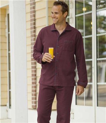 #Pyjama Flanelle Douillet #atlasformen #discount #collection #shopping #avis #nouvellecollection #newco #collection #quebec #québec