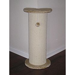 GoPetClub Cat Tree Toy Scratching Post