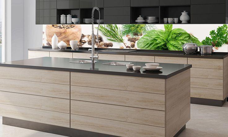 Heutzutage liegt die Küche Glasrückwand voll im Trend in Bezug auf Interieur-Design.Im Folgenden zeigen wir Ihnen manche inspirierende Ideen!