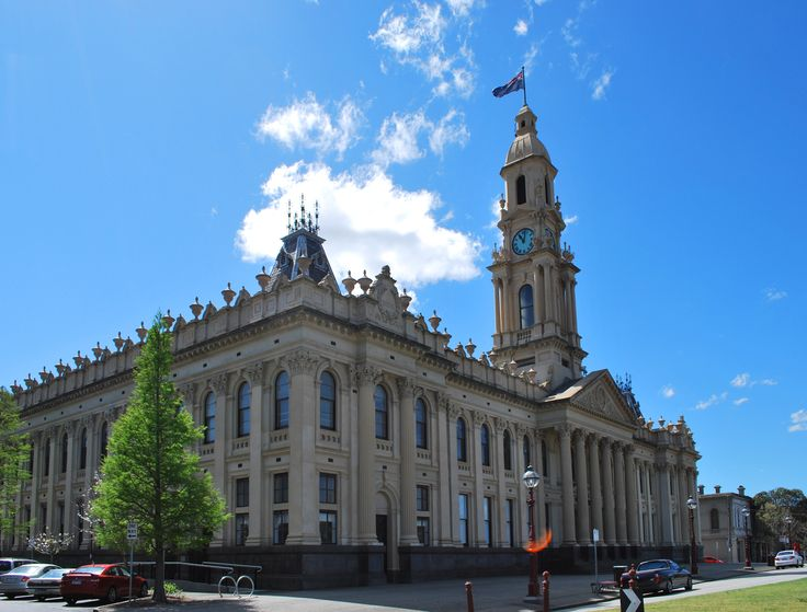South Melbourne Town Hall