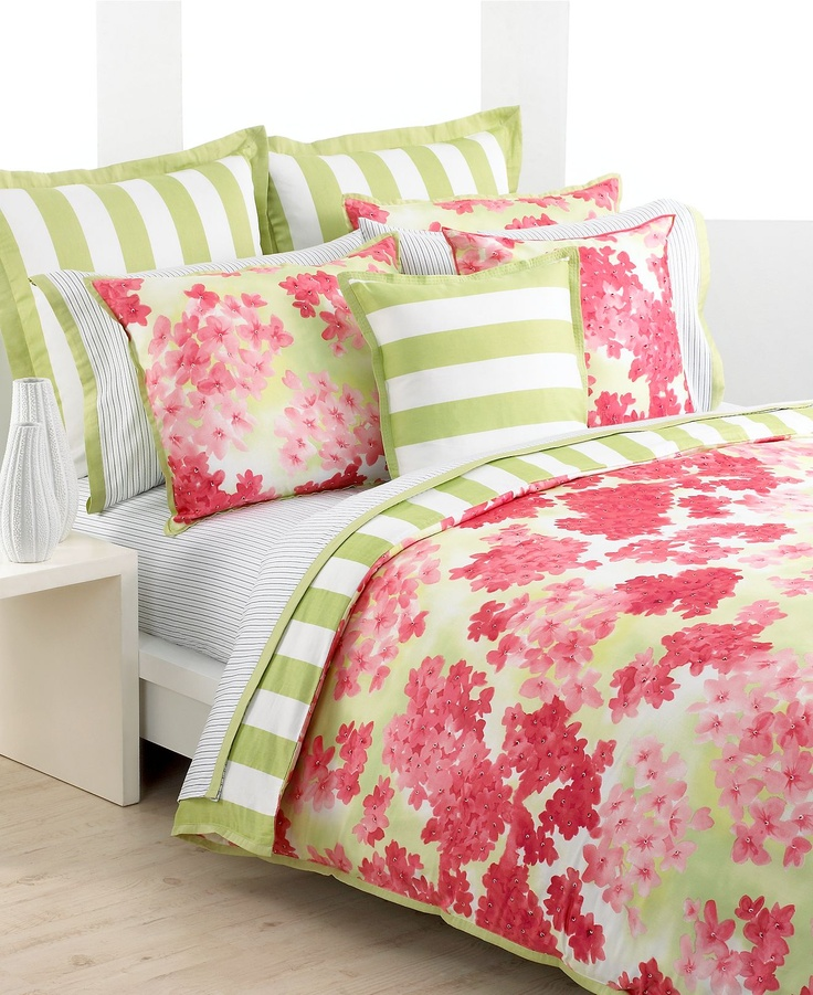 Pink And Green Duvet Amazing Echo Ugramercyu Pinkgreen Paisley Print Cotton Piece Comforter Set