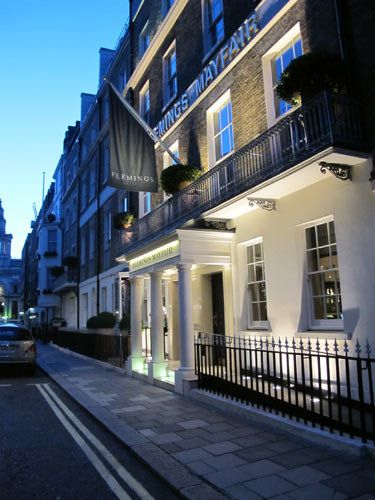 Mayfair, London love this neighborhood.