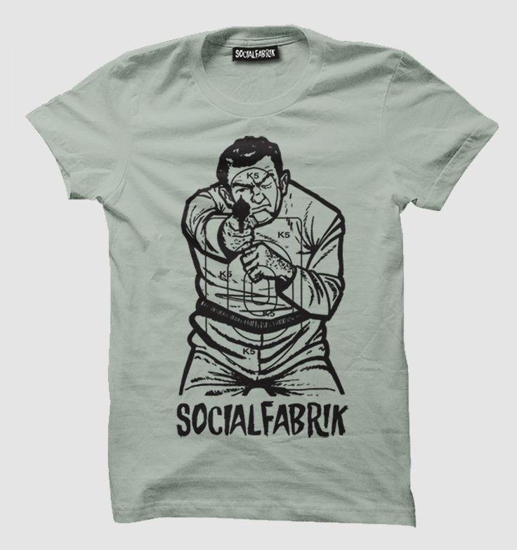 Image of The Thug (Grey) by Socialfabrik