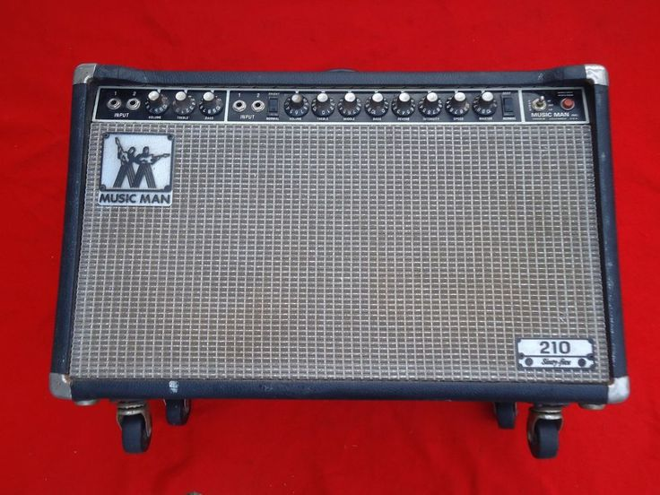 Music Man 210 Sixty-Five guitar combo amplifier