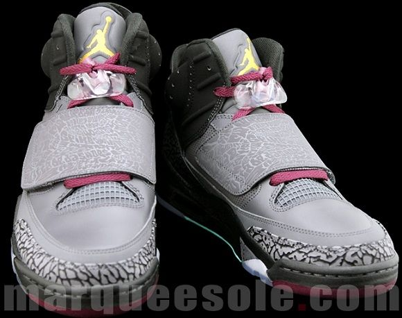 Jordan Son of Mars 'Bordeaux' (3) Yall dont know how bad I
