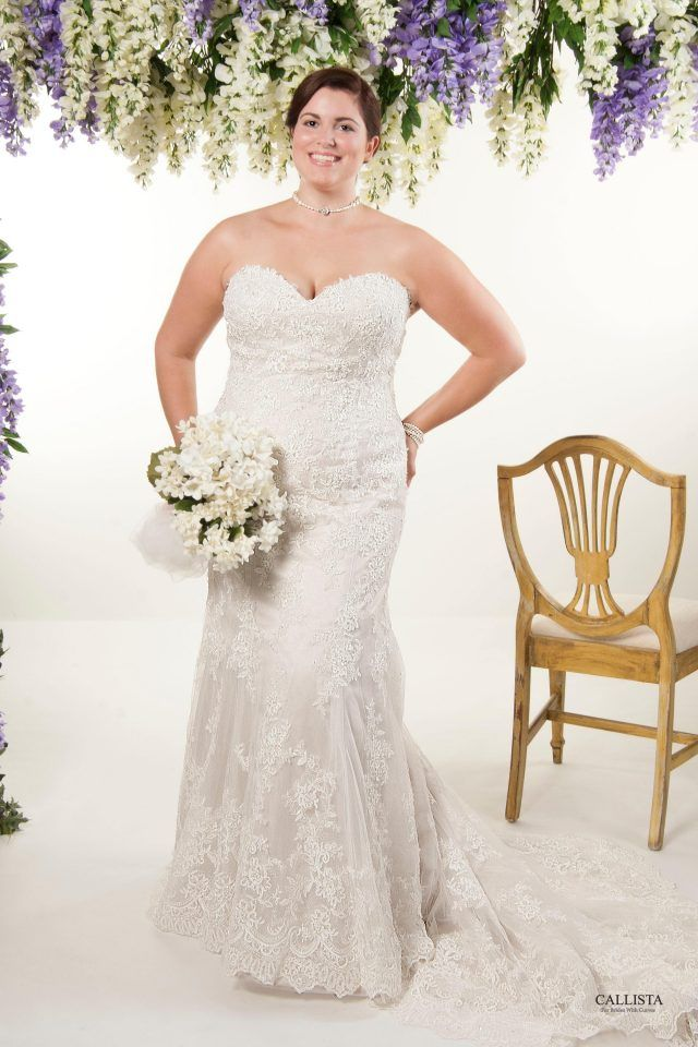 Trumpet Wedding Dress