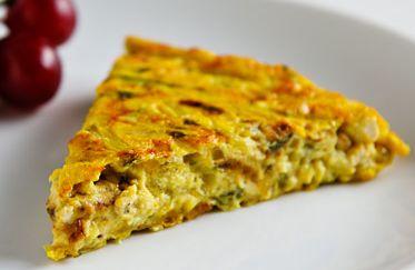 Как сделать веганский сыр, зефир, мороженое,...: Омлеты