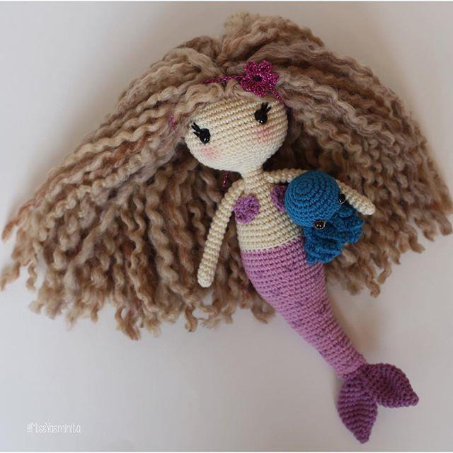 Mermaid pattern is up on my Etsy store 💎🐚Denizkızı ve onun ahtapot arkadaşı 💦  #amigurumimermaid #crochetmermaid #gurumigram #10marifet #elişi #creations #mermaid #mermaidtoy #mermaids #octopus #amigurumi #amigurumitoy #amigurumidoll #etsy #amigurumipattern #etsyseller #etsyfinds #etsyshop #manualidades #ganchillo #fattoamano #örgü #handmadewithlove #supporthandmade #toyshop #nurserydecor #toddlergirl