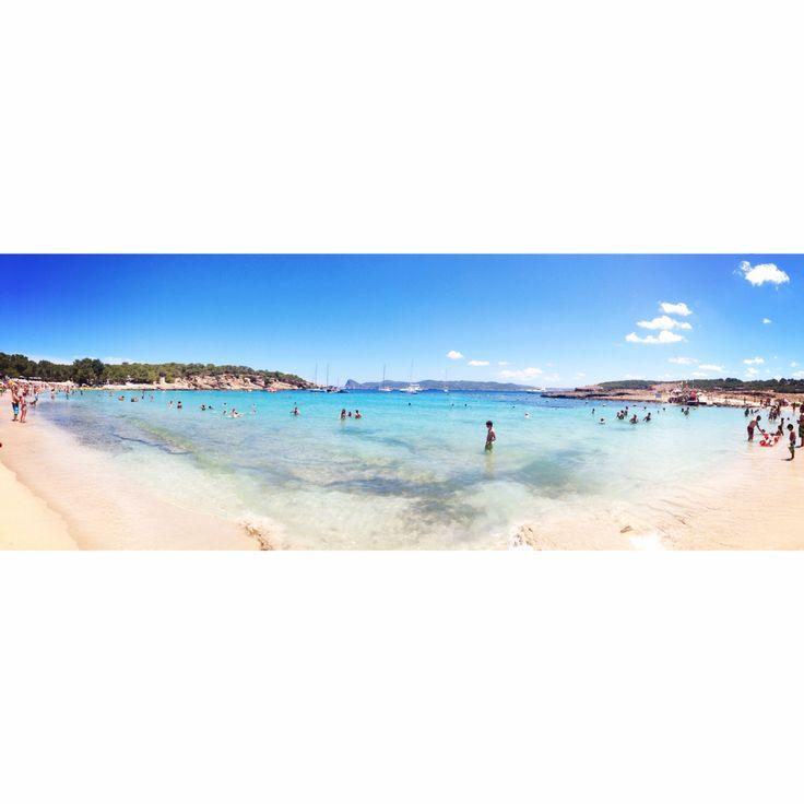 Cala Bassa Beach, Ibiza