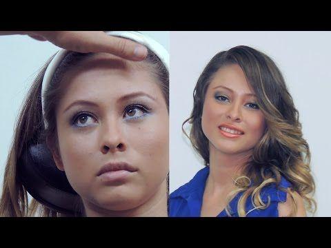 Maquillaje de labios y rubor. Parte 3 - YouTube