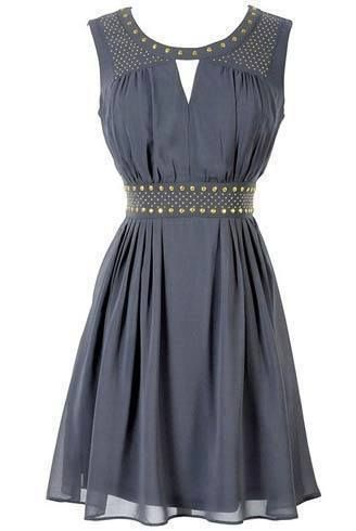 Vestido griego con patrones