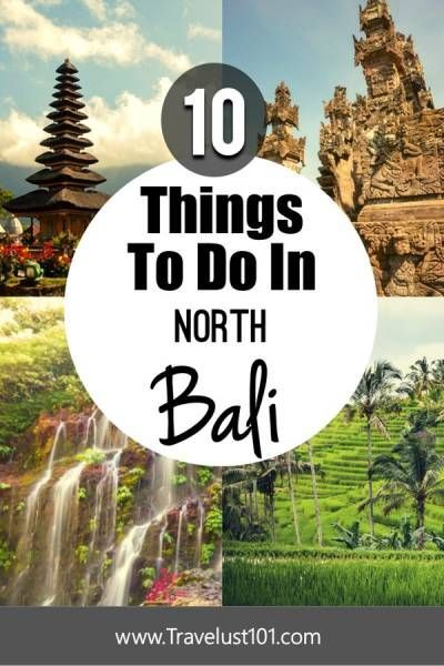 Escape The Crowd To A Beautiful World Of North Bali Asia Travel