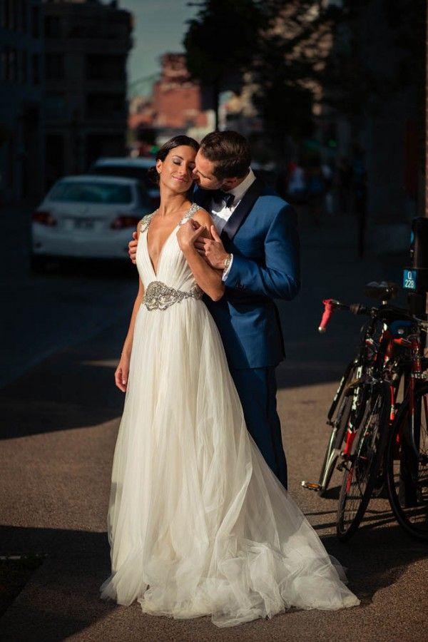 Modern Ballroom Wedding at Arsenal Montreal