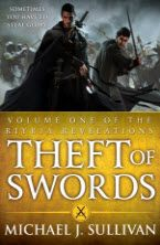 Author Michael J. Sullivan's Official Website: Books  Riyria- my favourite book series of late!...looks interesting