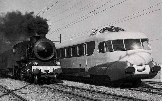 685 e Settebello by Ferrovie dello Stato Italiane, via Flickr