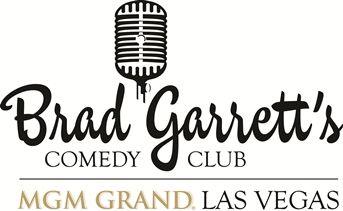 Brad Garrett's Comedy Club. Hosted by Brad Garrett. Headliner: Ralph Harris. Friday Evening