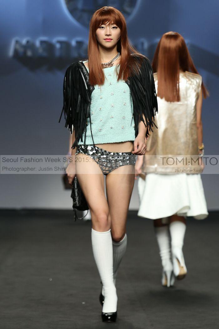 Seoul Fashion Week Spring 2015: METROCITY