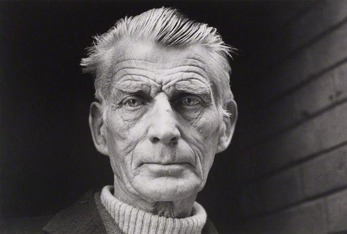 Сэмюэл Беккет (Samuel Beckett), 1976