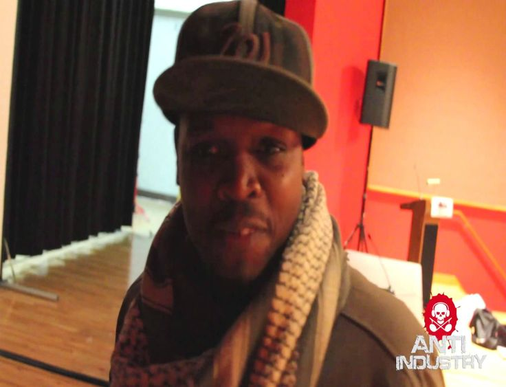 Video: @WiseIntelligent (Of Poor Righteous Teachers) » @AntiIndustry Freestyle
