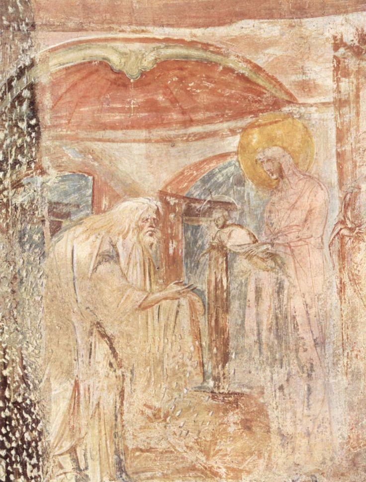 Chiesa di Santa Maria foris portas, Castelseprio, Lombardia. Gli affreschi del IX-X secolo