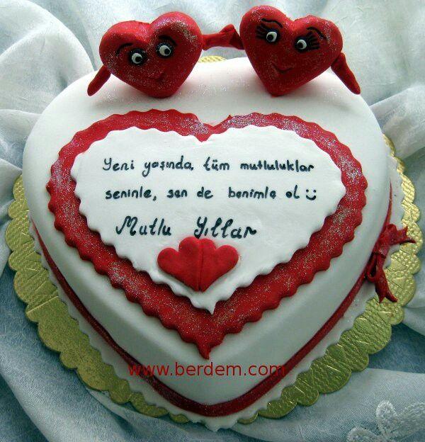Sevgililer günü pastası 02