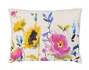 Pretty flower cushion - I love this one!