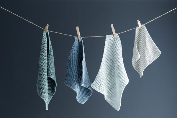 T44: Design 13, 14 og 15 #bomull #cotton #strikk #knit #klut #washing
