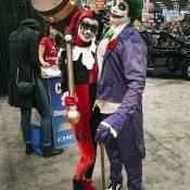 15 Perfectly Nerdy Couples Costumes from NY ComicCon 2013