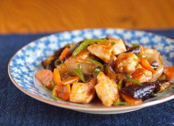 鶏むね肉の激ウマ料理 (3) 酢豚ならぬ「酢鶏」、やわらか&ジューシーで絶品! | マイナビニュース