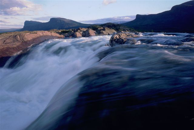 Stora Sjöfallets nationalpark