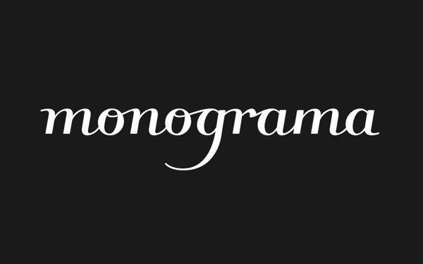 Nuestro logotipo Our logo  #type #lettering #design