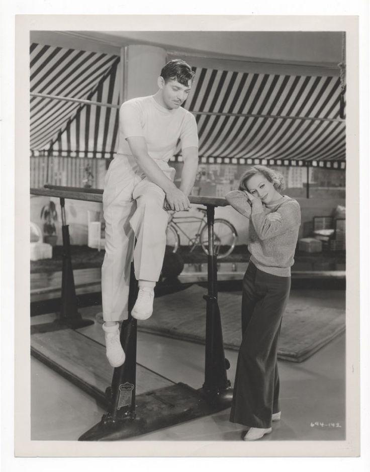 Vintage 1933 MGM DANCING LADY Original 8x10 JOAN CRAWFORD Clark Gable