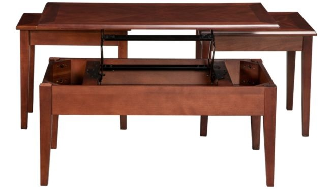 Jofran Cocktail Table and 2 End Tables Discount