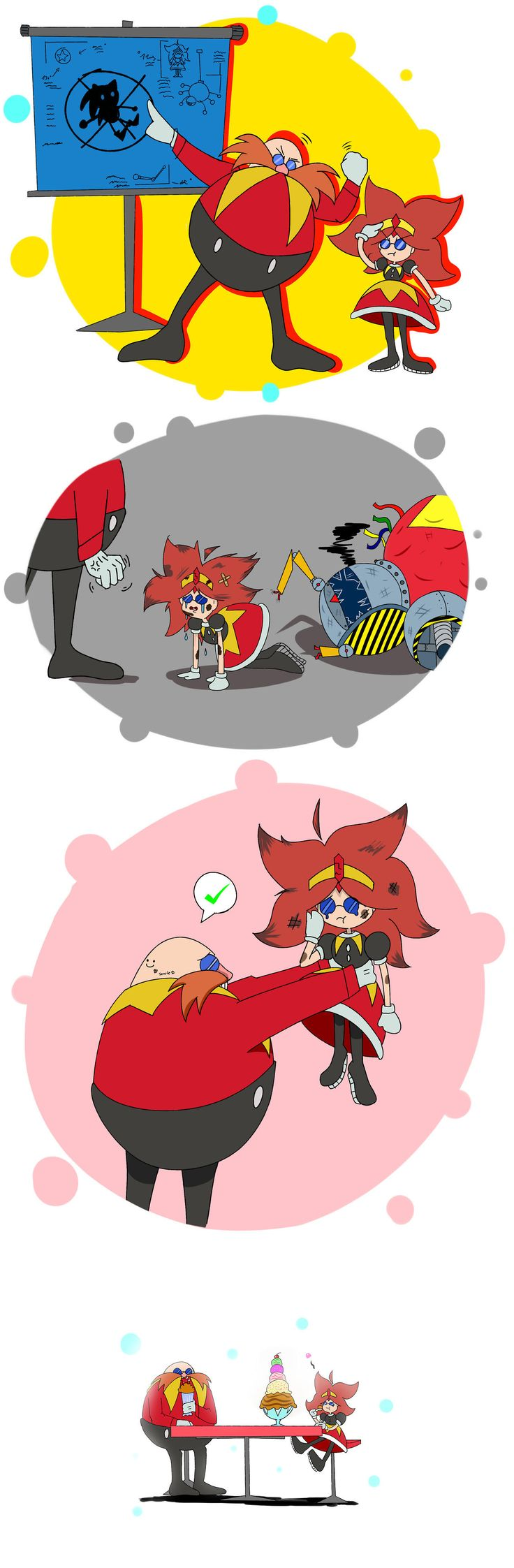"""you did well honey"" by juankosoart 